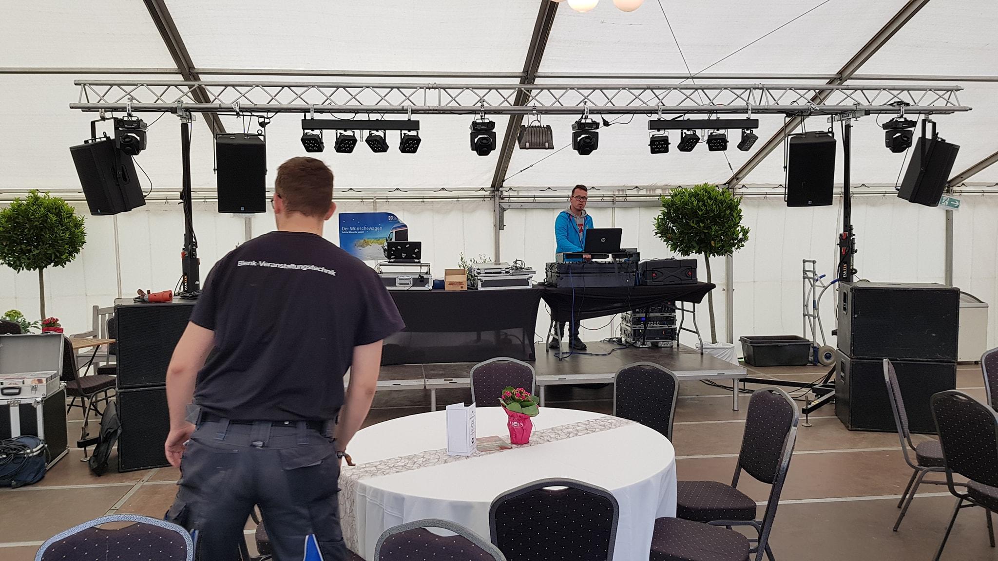 Reiterparty beim ZRFV Borken e.V. mit DJ Martin Hagemann